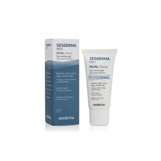 SESDERMA MEN GEL CONTORNO DE O...