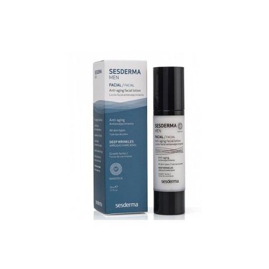 SESDERMA MEN LOCIÓN FACIAL AN...