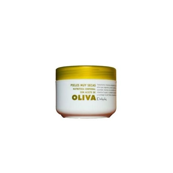 NUTRITIVA CORPORAL CON ACEITE DE OLIVA