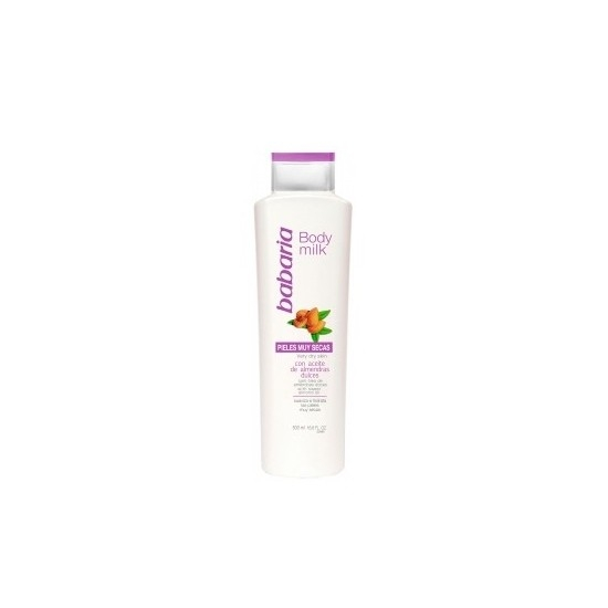 BODY MILK ALMENDRAS DULCES