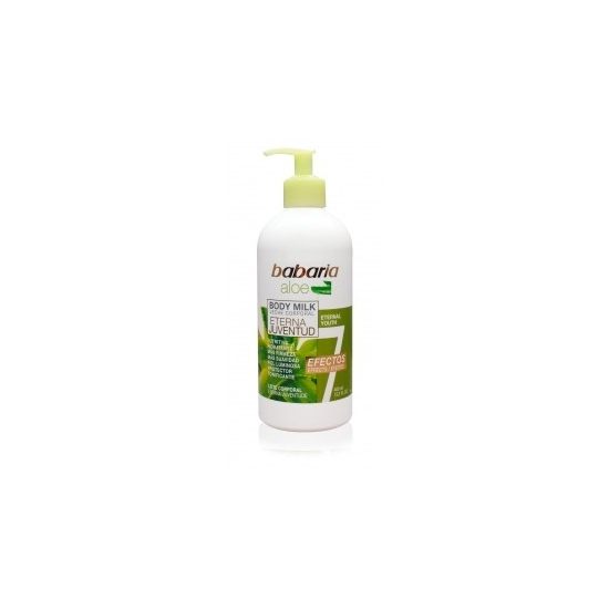BODY MILK ETERNA JUVENTUD ALOE...
